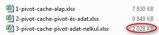 pivot-cache-fájlméretek