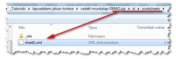 Munkalap-XML